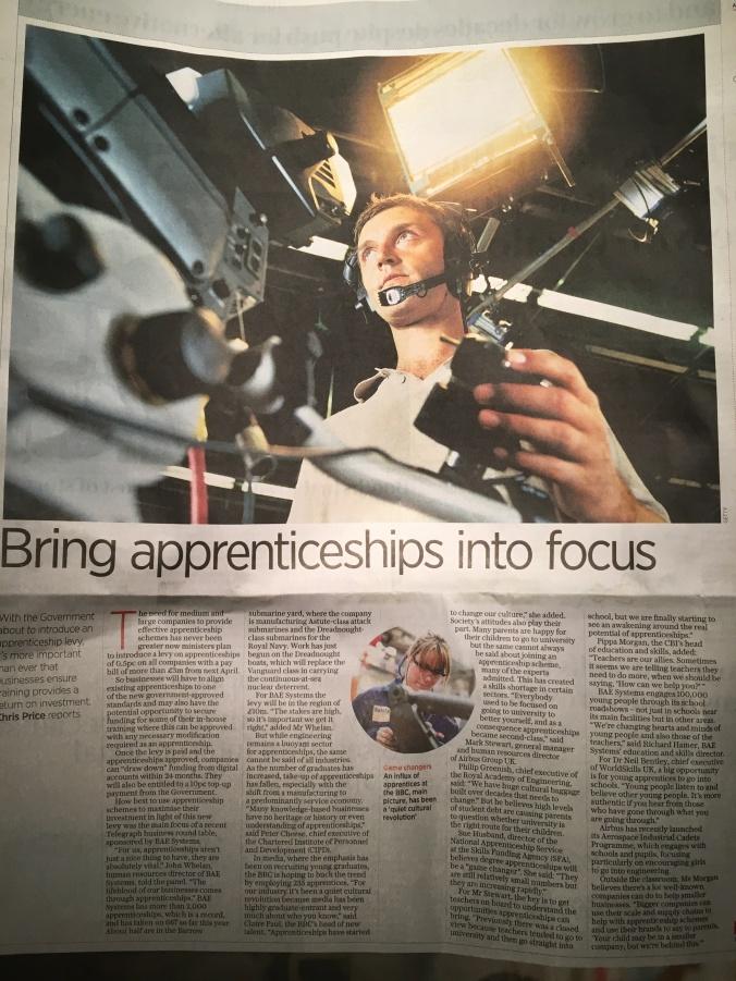 Daily Telegraph apprenticeships.JPG
